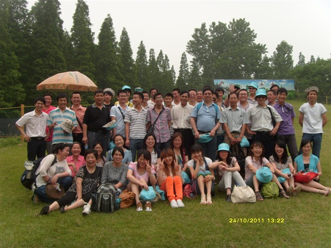 Two-day tour of Suzhou Weirui Chongming Island